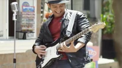 Raspitas de Loto –Guitarra